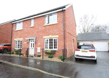 Thumbnail 4 bed detached house for sale in Parc Panteg, Griffithstown, Pontypool