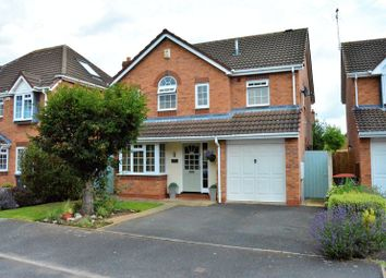 Thumbnail 4 bed detached house for sale in Park End, Newport