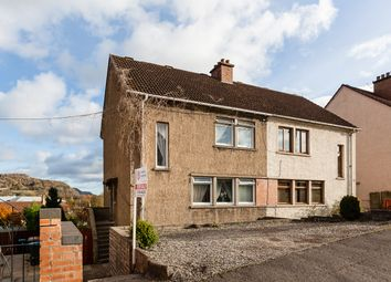 Thumbnail 3 bed semi-detached house for sale in Glentilt Terrace, Perth