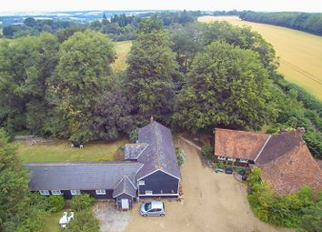 Thumbnail 9 bed detached house for sale in Stone Street, Petham, Canterbury
