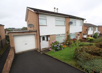 Thumbnail 3 bed semi-detached house for sale in Meadowvale Park, Bangor