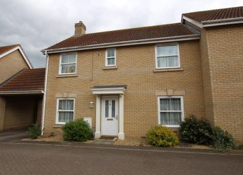 Thumbnail 4 bedroom semi-detached house for sale in St. Marys Close, Mepal, Ely