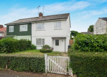 Thumbnail 3 bedroom semi-detached house for sale in Trevose Way, South Oxhey, Watford