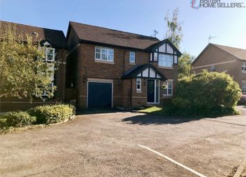 Thumbnail 5 bed detached house for sale in Nell Gwynn Close, Shenley, Radlett, Hertfordshire