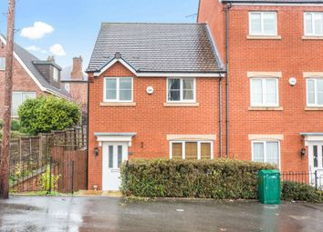 Thumbnail 3 bed end terrace house for sale in Franchise Street, Kidderminster