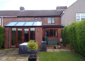Thumbnail 3 bed terraced house for sale in Palmer Street, South Hetton, Durham
