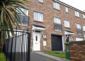 Thumbnail 3 bed town house for sale in St Cuthberts Road, Bensham