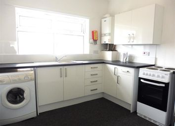 Thumbnail 2 bedroom flat to rent in North Road West, Plymouth