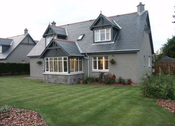 Thumbnail 5 bed detached house for sale in Tillybrig, Dunecht, Westhill
