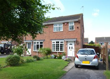Thumbnail 3 bedroom semi-detached house for sale in Daisy Close, Cotgrave, Nottingham