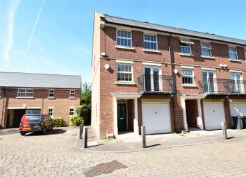 Thumbnail 4 bed end terrace house for sale in Empire Walk, Greenhithe, Kent