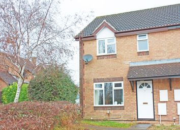 Thumbnail 2 bed end terrace house to rent in Fyne Close, Sparcells, Swindon
