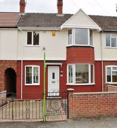Thumbnail 2 bed terraced house to rent in Marshfield Avenue, Goole