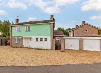 Thumbnail 4 bedroom detached house for sale in Hollies Close, Royston