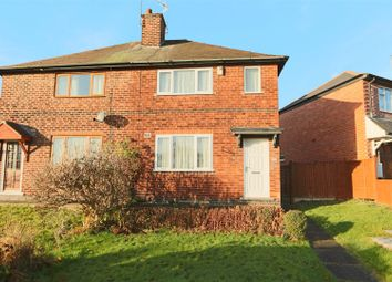Thumbnail 3 bedroom semi-detached house for sale in Coningswath Road, Carlton, Nottingham