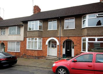 Thumbnail 3 bedroom terraced house to rent in Freehold Street, Northampton, Northamptonshire.