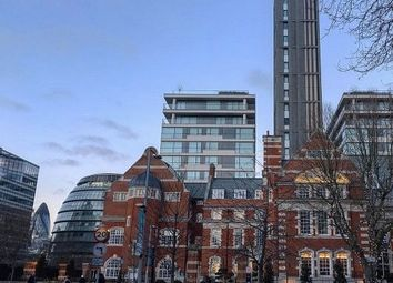 Thumbnail 3 bed flat for sale in The Queens Walk, London