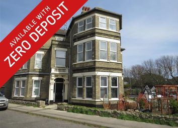 Thumbnail 2 bed flat to rent in Kirkley Cliff Road, Lowestoft