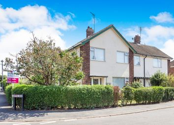 Thumbnail 3 bed semi-detached house for sale in Jermyn Road, King's Lynn