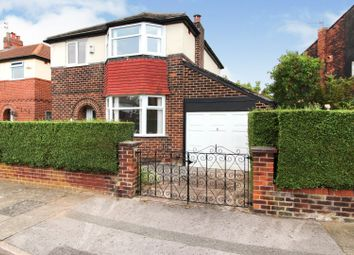 3 bed detached house for sale in Tenby Road, Edgeley SK3