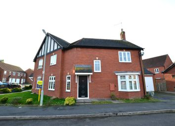 Thumbnail 3 bedroom semi-detached house for sale in Chancel Drive, Market Drayton