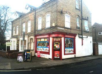 Thumbnail Retail premises for sale in York YO31, UK
