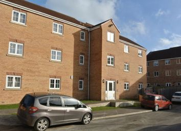 Thumbnail 2 bed flat for sale in Cairngorm Drive, Mansfield