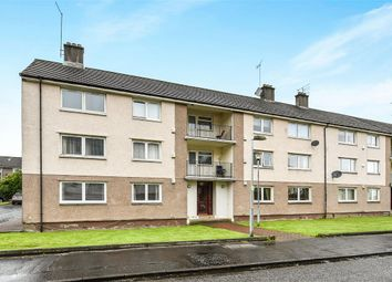 Thumbnail 2 bed flat for sale in Garry Drive, Paisley