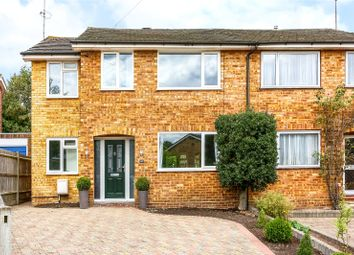 Thumbnail 4 bed semi-detached house for sale in Park Drive, Sunningdale, Berkshire