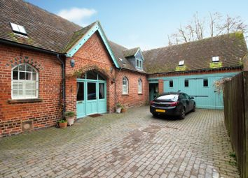 Thumbnail 2 bed mews house for sale in The Old Barns, Shrewsbury, Shropshire