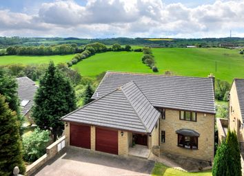 Thumbnail 5 bed detached house for sale in High Meadows, Off Low Road, Thornhill