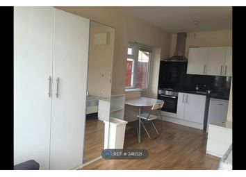 Thumbnail Studio to rent in Park View, London