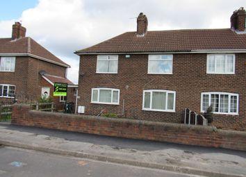 Thumbnail 3 bed semi-detached house for sale in West End Lane, Rossington, Doncaster