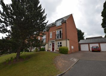 Thumbnail 4 bed town house to rent in St. Katherines Court, Derby
