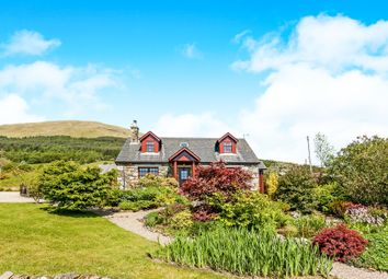 Thumbnail 3 bed detached house for sale in Bramblings, Auchtubh, Lochearnhead