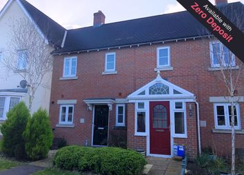 Thumbnail 3 bed property to rent in Mile Close, Andover