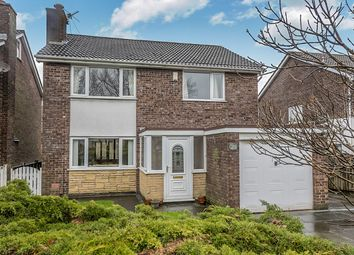 Thumbnail 4 bed detached house for sale in Broadwood Close, Penwortham, Preston