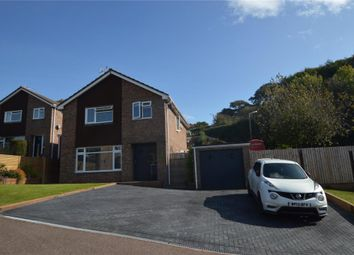 Thumbnail 4 bed detached house for sale in Tuckers Meadow, Crediton, Devon