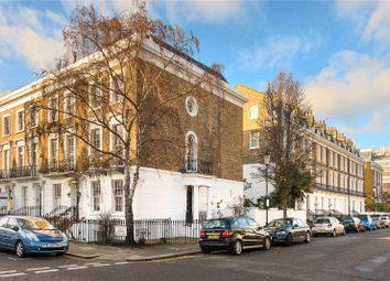 Thumbnail 4 bed end terrace house for sale in Hobury Street, London