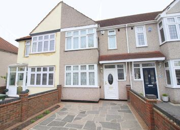 Thumbnail 3 bed terraced house for sale in Wellington Avenue, Sidcup