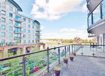 Thumbnail 2 bed property to rent in Flagstaff House, St George Wharf, London