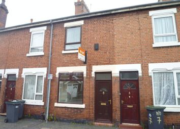 Thumbnail 2 bed terraced house for sale in Flax Street, Stoke-On-Trent