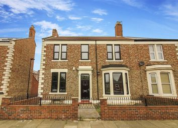 Thumbnail 3 bedroom terraced house for sale in Lovaine Place, North Shields, Tyne And Wear