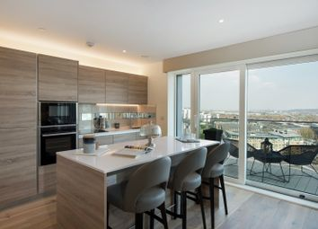 Thumbnail 2 bed flat for sale in Hampton Apartments, Royal Arsenal Riverside, London