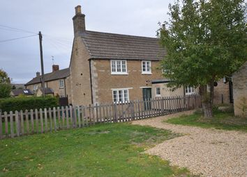 Thumbnail 2 bed semi-detached house to rent in High Street, Castor, Peterborough