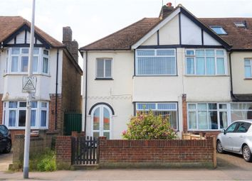 Thumbnail 3 bed semi-detached house for sale in Beresford Avenue, Rochester