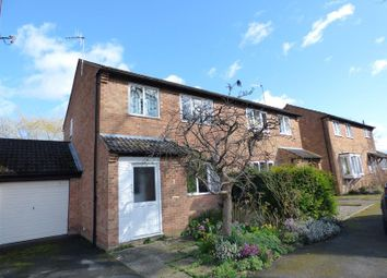 Thumbnail 3 bed semi-detached house for sale in Blandford Close, Welland, Malvern, Worcestershire