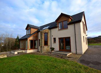 Thumbnail 4 bed detached house for sale in Benderloch, Oban