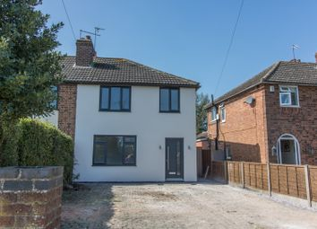 Thumbnail 3 bed semi-detached house for sale in Alwyn Road, Rugby