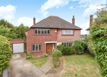 Thumbnail 4 bed detached house for sale in Millwell Crescent, Chigwell, Essex